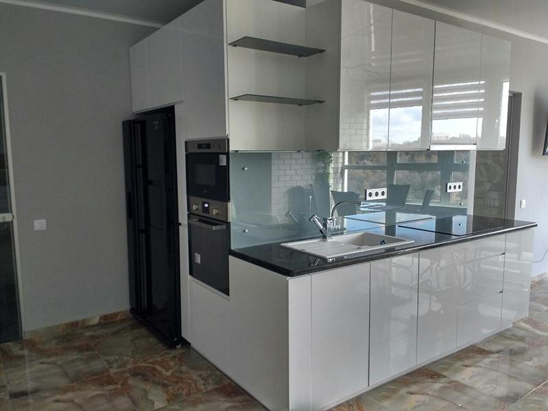 Кухня Артдеко
